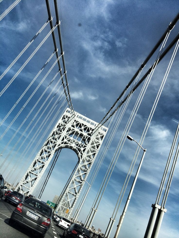 George Washington Bridge, New York, USA