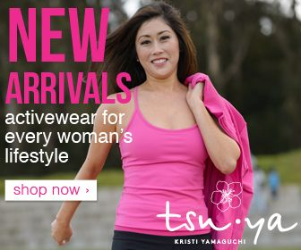 Tsu.Ya - New Arrivals activewear for every woman