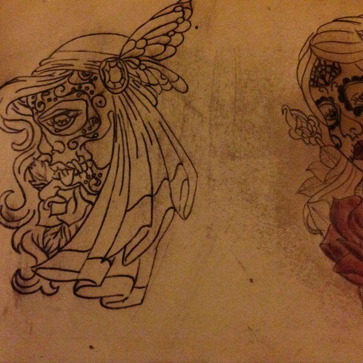 Tatto su pelle sintetica