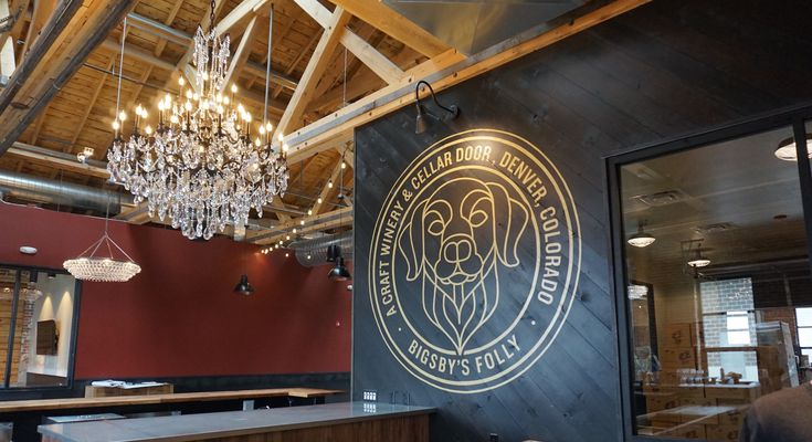 Bigsby's Folly—the newest urban winery to hit Denver— will open in RiNo on Friday, June 16. The roaring 1920s inspired tasting room found its home in a 130-year-old warehouse at 3563 Wazee St…