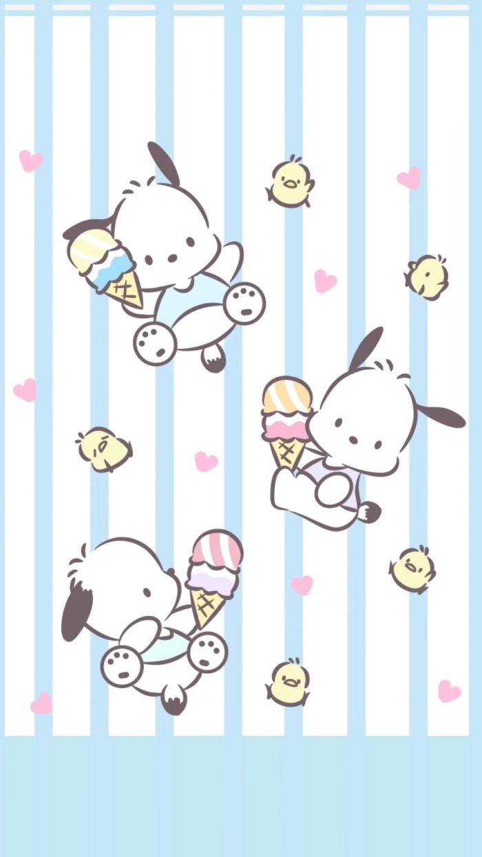 Wallpaper Sanrio の画像 投稿者 Pankeawป านแก ว さん