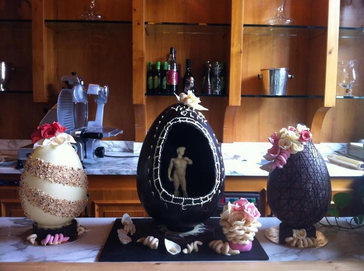 Easter Eggs - Villa Olmi Resort