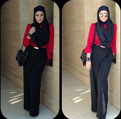 Inneke Koesherawati Fashion On The Street Pinterest Style Hijabs And Everything