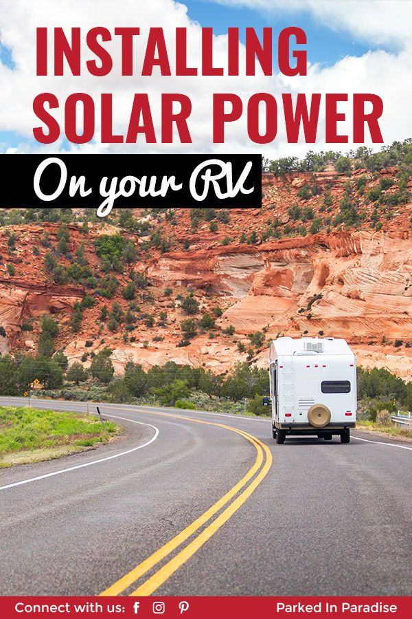 The Best Solar Panel Kits For An Rv In 2020 Rv Solar Rv Solar Panels Solar Power