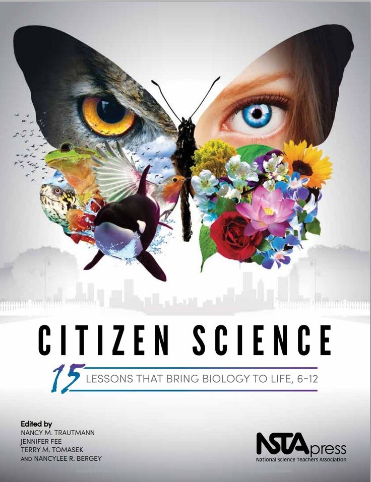 15 lessons that will bring citizen science to life in the classroom.