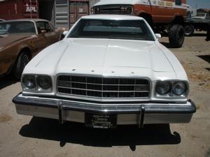 1973 Ford Ranchero 2D - LITTLEROCK CA