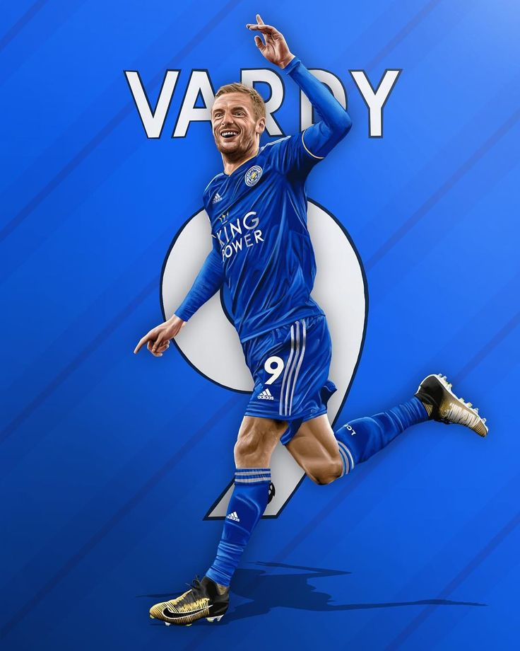 9 days until the #premierleague kicks off! Which number 8 would you like to see tomorrow? Comment below #vardy #illustration #jamievardy #futbol #leicester #leicestercity #lcfc #foxes #design #PL #comeoncity #art #artwork #football #newshirt #fit #money #adidas #soccer #transfernews #procreate #countdown #jersey #championsleague #9 #sketch #gym #poster