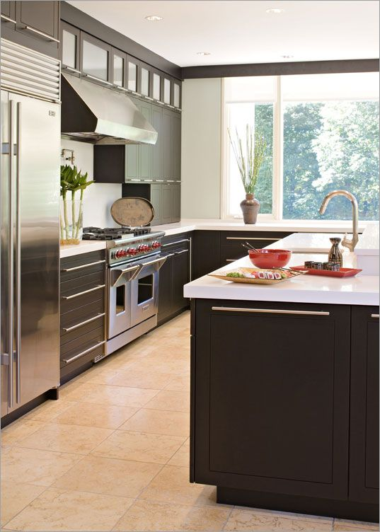 75 best Contemporary Kitchens images on Pinterest | Kitchen designs,  Kitchens and Kitchen ideas