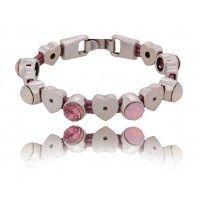 I love/bracelet By Dziubeka