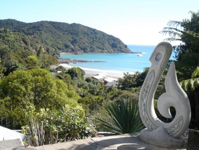 Bay of Islands luxury holiday rental, Superb Long Beach Villa | Amazing Accom