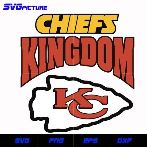 Download Kansas City Chiefs logo, nfl svg, eps, dxf, png, digital ...