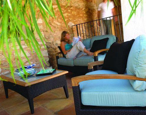 Mejores 10 imágenes de Deep Seating Outdoor Furniture en Pinterest ...