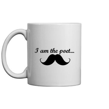 Poet and Poetry Mug
