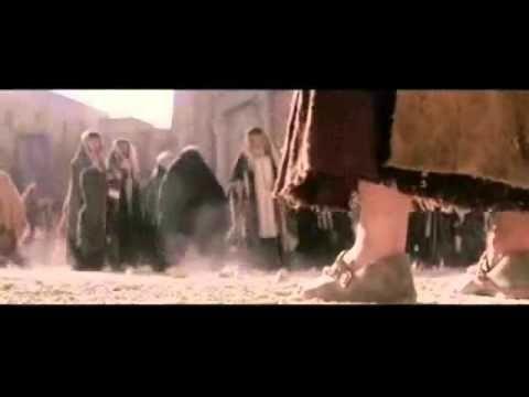 La Pasion de Cristo - Mejores escenas- pelicula de Cristo- Evangelio- Se...