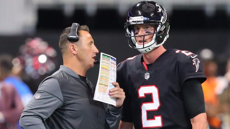 Steve Sarkisian trying to block out the noise with Falcons