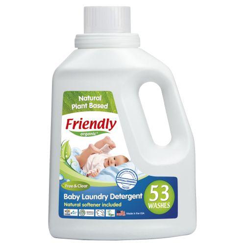 Detergent rufe copii fara miros 1567 ml - 53 spalari