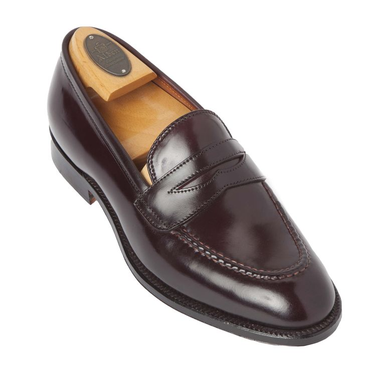 High Vamp LoaferColor 8 Shell Cordovan67169 – Alden Shoes Madison Avenue New York