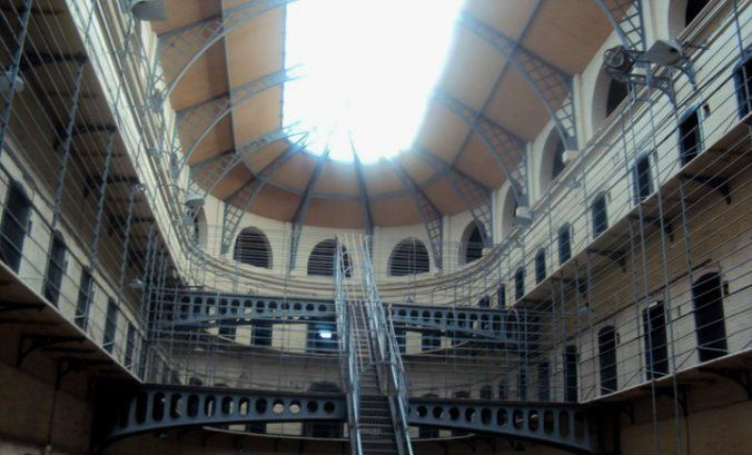 Kilmainham Gaol, Dublin. April 2011