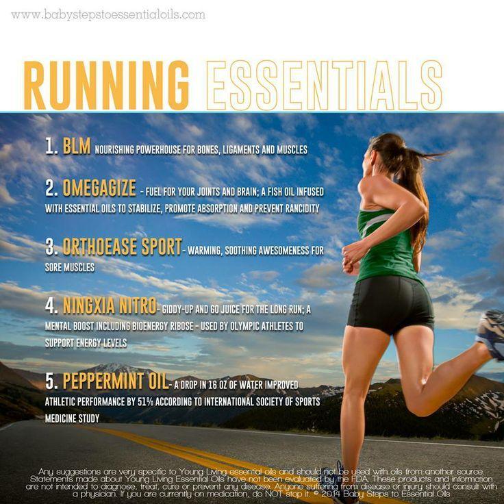 Oils for Runners