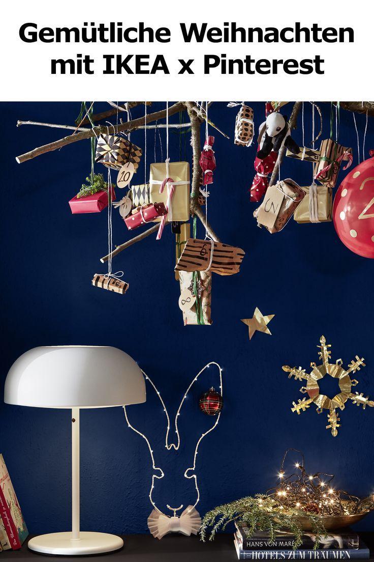 Ikea deutschland einrichten und wohnen pinterest christmas