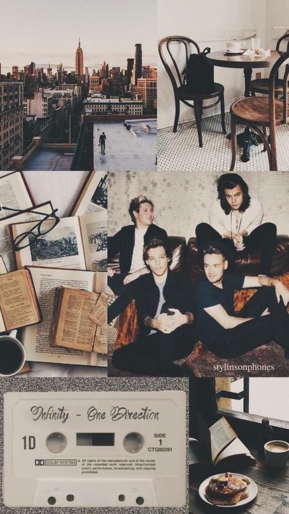 Infinity One Direction Lockscreen Ctto: @stylinsonphones ( on Twitter )   #ahpinterest