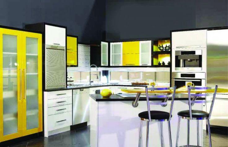 L'îlot dans une cuisine, un élément rassembleur - Sofa Déco 2011