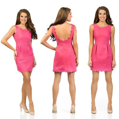Custom GROUP ORDERS and GROUP DISCOUNTS for sorority recruitment! Mix styles or match in one! They have other options that are good for groups with varying body types too! RevelryDresses.com