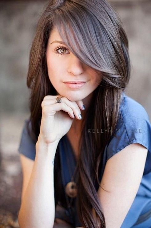 Sensational 1000 Ideas About Long Hairstyles On Pinterest Hairstyles Short Hairstyles Gunalazisus