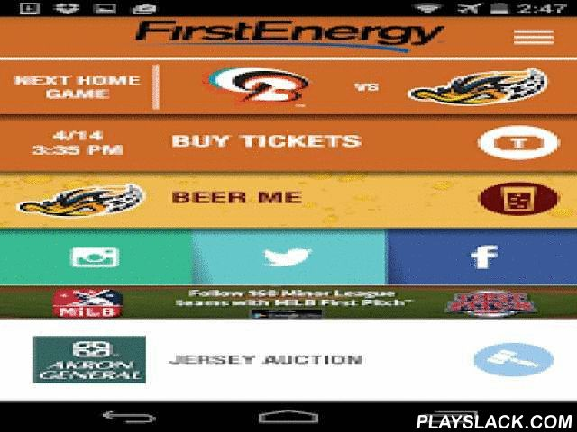 MiLB In The Park  Android App - playslack.com ,  All the fun of Minor League Baseball is now at your fingertips with the official fan experience app! MiLB Inside the Park delivers an interactive, inning-by-inning lineup of all the game day fun. You'll be able to…•Get beer/food delivered to your seat• Vote for between-inning contests, like mascot races• Sign up to participate in on-field contests• Share your game day photos with friends on Facebook, Twitter, and Instagram• Earn rewards for…