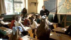 Schooltv: vroeger en zo strafwerk op school