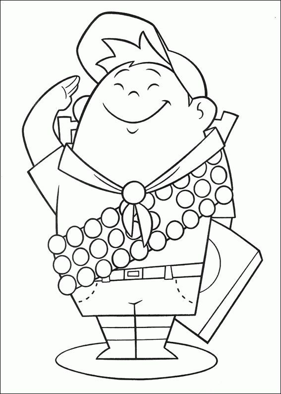 Pixar Up Coloring Pages 03 Coloring Books Cartoon Coloring Pages Coloring Pages For Kids