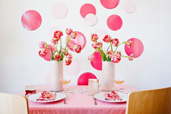 painterly polk dots and peony tulipsInspiration Bridal, Watermelon Parties, Baby Shower Ideas, Peonies Tulip, Bridal Shower Ideas, Pink Peonies, Pink Parties, Bridal Showers, Watermelon Colors