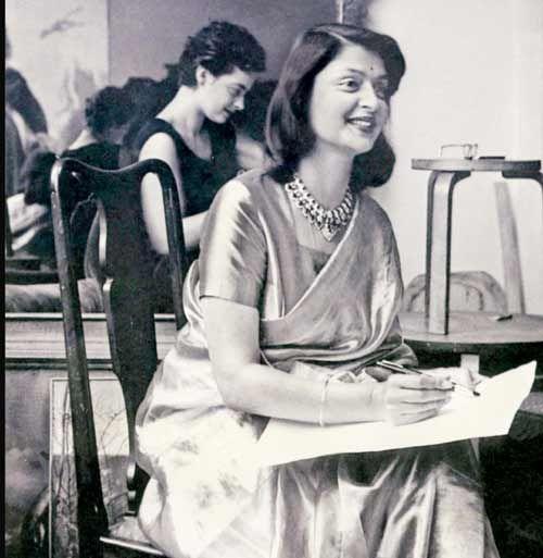 Maharani Gayatri Devi, Rajmata of Jaipur,