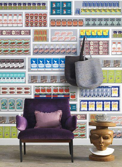 27 best NLXL Tapeten images on Pinterest Decoration, Deko and - tapeten für die küche