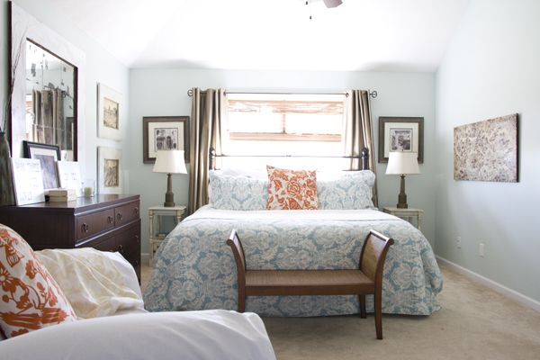 55 best Bed against the window ideas images on Pinterest ...