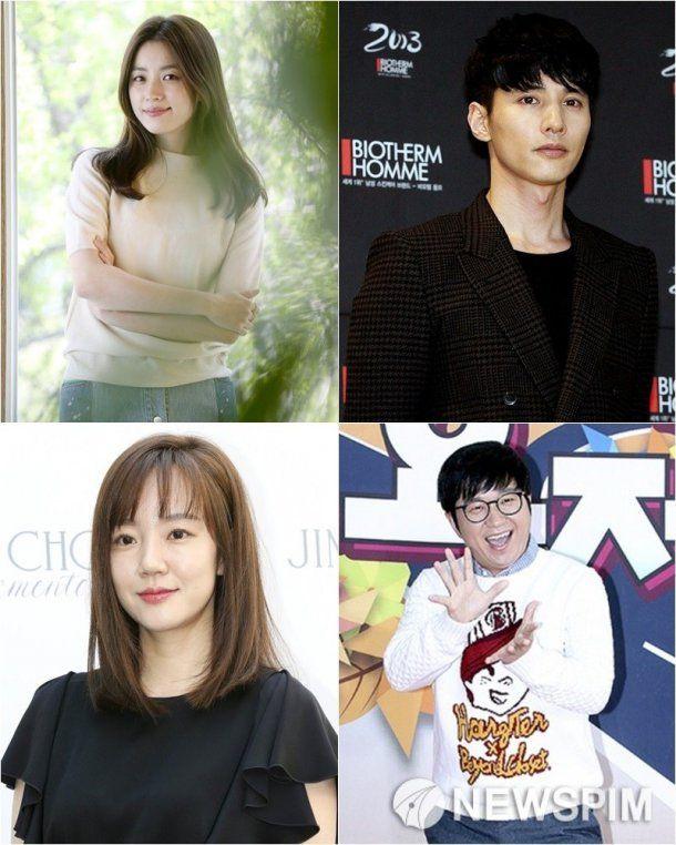 Han Hyo-joo, Won Bin, Im Soo-jeong and Jeong Hyeong-don, the most anticipated comeback stars