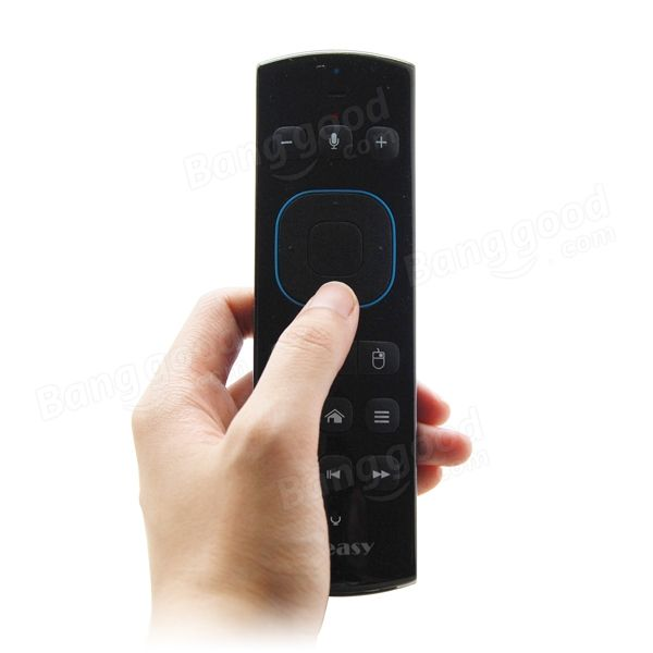Measy GP830 2.4G Air Mouse Remote Control Support Somatosensory Game Sale - Banggood.com