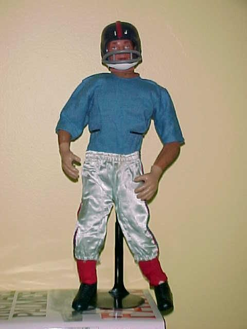 New York Giants (NFL) Uniform - Rosko IndustriesJohnny Hero