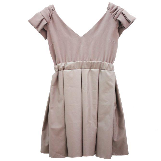 Beige Dress Sorcha Design | Apparel | Upstored