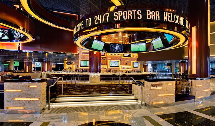 24/7 SPORTS BAR. IT'S GAME ON.