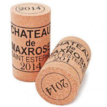Hurn & Hurn | Chateau de MaxRose Giant Wine Cork Table Stool
