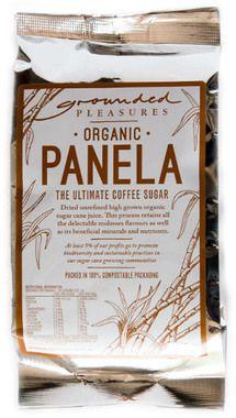 Grounded Pleasures Colombian Panela Organic Sugar 200gm