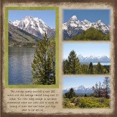 Yellowstone+2010 - Scrapbook.com