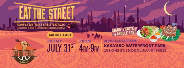 Eat the Street July 2015