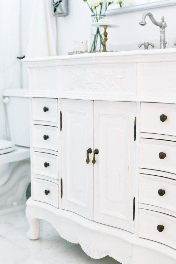 323 best design bathroom images on pinterest bathroom for French cottage bathroom design