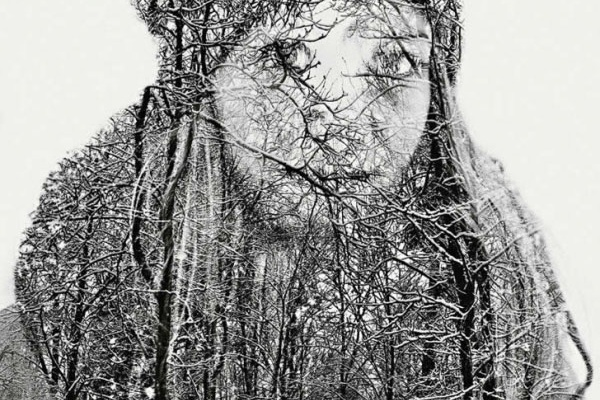 Finnish Photographer's Experiments with Multiple Exposures Result in Fantastical Portraits