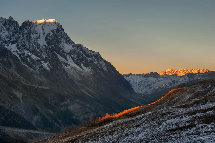 Tour du Mont Blanc by Mike Long on 500px