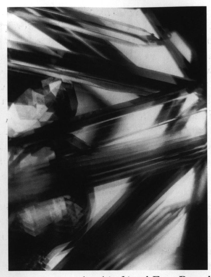 I was reminded this morning of Alvin Langdon Coburn's Vortographs, creating in 1917. He was the first photographer to ever show abstract photographs in the history of art. He was a satellite …