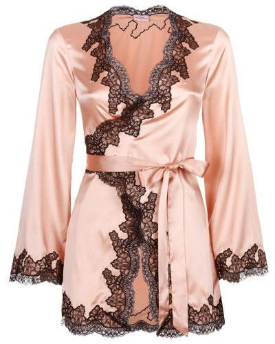 Agent Provocateur   Amelea Silk and Lace Camisole Gown   Lyst