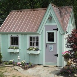 Wooden Playhouses for Sale | Outdoor Play Houses